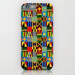 KENTE PLAY iPhone Case