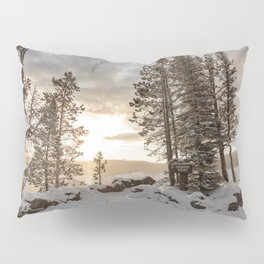 Lookout Point Overlook Pillow Sham