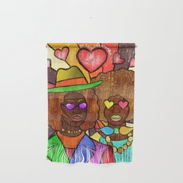 70's Love Wall Hanging