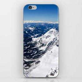 Infinite Blueness iPhone Skin