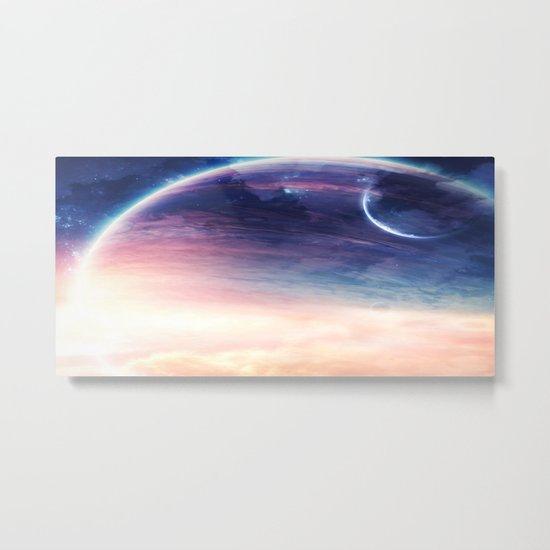 Jupiter rising Metal Print