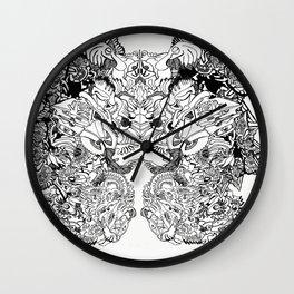 FunCont Wall Clock
