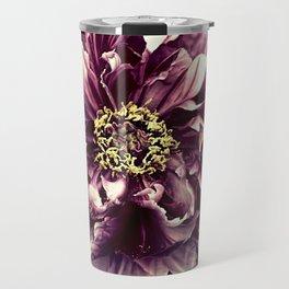 Peony Flower A103 Travel Mug