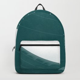 The Worlds (Aqua) Backpack