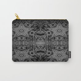 Black Gothic Stars Carry-All Pouch