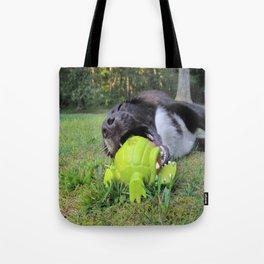 EllieTeeth Tote Bag