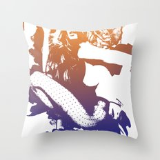 Catrin1 Throw Pillow