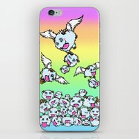 league of legends iPhone & iPod Skins featuring League of Legends : POROS  by AngeltwoZion