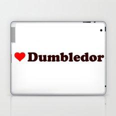 I heart Dumbledore Laptop & iPad Skin