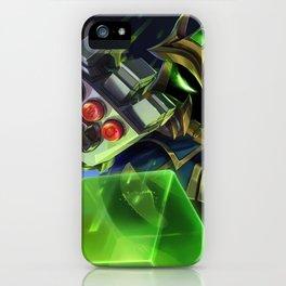 Final Boss Veigar League Of Legends iPhone Case
