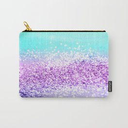 Unicorn Girls Glitter #17 #shiny #decor #art #society6 Carry-All Pouch