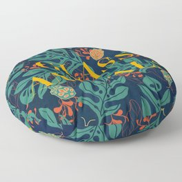 Glass Animals  Floor Pillow