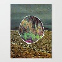 portal Canvas Prints featuring portal  by delilah jones