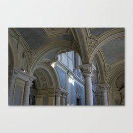 Palazzo Madama Canvas Print