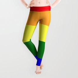 LGBT Flag Leggings