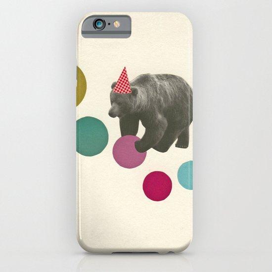 Birthday Bear iPhone & iPod Case