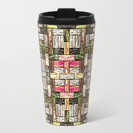 PATTERN-420 Travel Mug