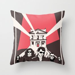 This House is not for sale Throw Pillow
