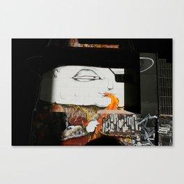 """""""Pinta Jazz"""" Canvas Print"""