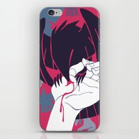 war iPhone & iPod Skins featuring War by Greg Wright