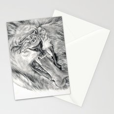 I feel rock&roll Stationery Cards