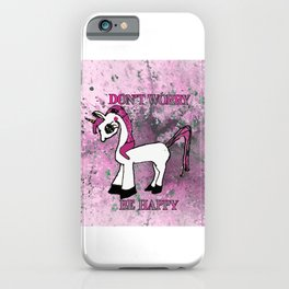 Lena's Unicorn iPhone Case