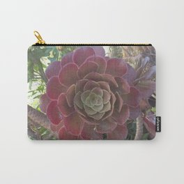Aeonium Carry-All Pouch
