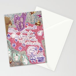 Grumpy Weather Stationery Cards