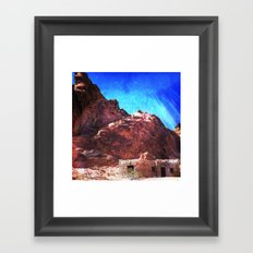 The Good Earth Framed Art Print