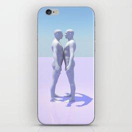 Bump 2 iPhone Skin