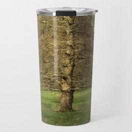 Winter Trees in the Park Travel Mug