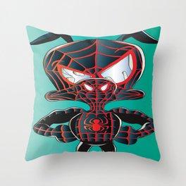 Spider Verse Ham 1 Throw Pillow