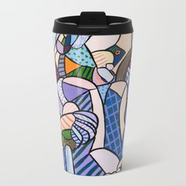 Driver Metal Travel Mug