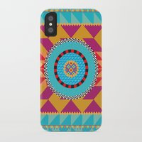 art deco iPhone & iPod Cases featuring Deco Art by MadTee