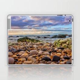 Low pebbles, smooth tide Laptop & iPad Skin