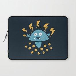 Heavy Metal Mushroom Laptop Sleeve