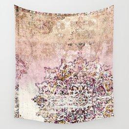 PATCHWORK PATTERN ART SITAMARHI Wall Tapestry