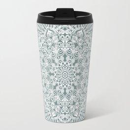 Spring Mandala VIII Travel Mug