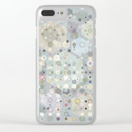 Precious Beehive Clear iPhone Case
