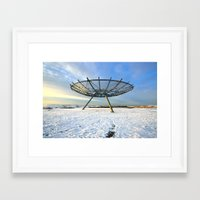 halo Framed Art Prints featuring Halo by Best Light Images