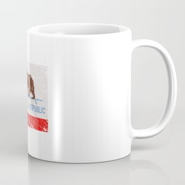 Ocean Beach Republic Vintage Coffee Mug
