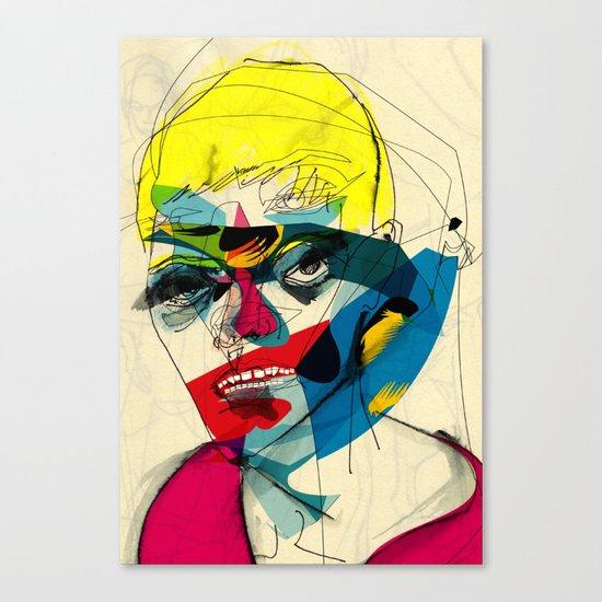 41112 Canvas Print