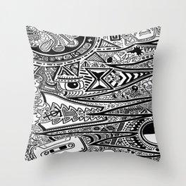 The Fish Throw Pillow