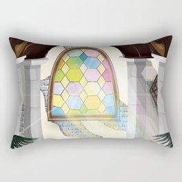 Christian Church Rectangular Pillow