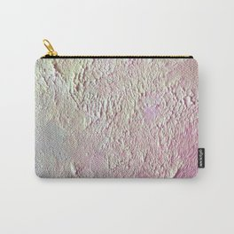 Abstract Texture Carry-All Pouch