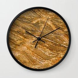 Granite Pattern 42 Wall Clock