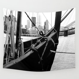 Pittsburgh Wall Tapestry