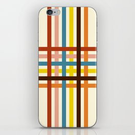 Classic Retro Cerastes iPhone Skin