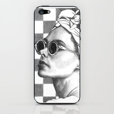 Summer in Paris iPhone & iPod Skin