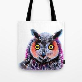 Long eared owl Tote Bag